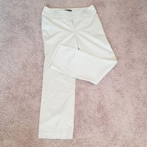 Larry Lavine Khaki Dress Pants